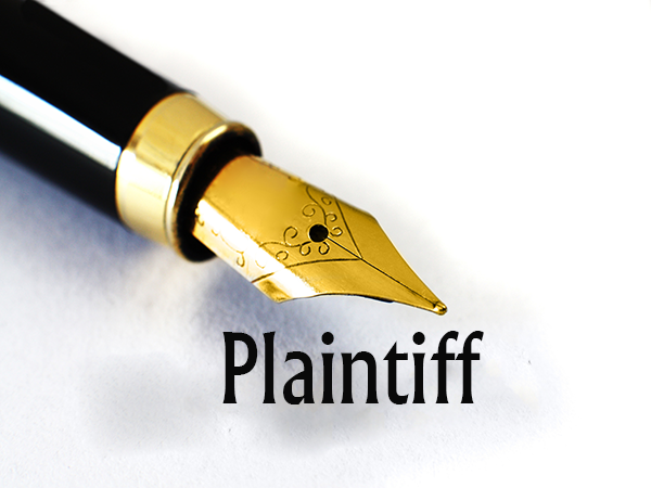 MegaRich Plaintiff, what is plaintiff ?