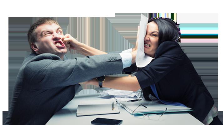 divorce separation couple arguing