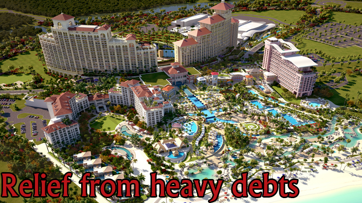 Baha Mar Resort Enters Bankruptcy