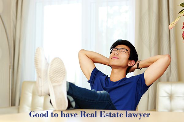 Do you need a Real Estate Lawyer or not?