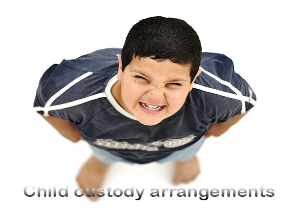 Child Custody Types & Arrangements