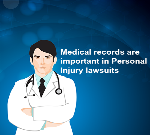 Medical records are important