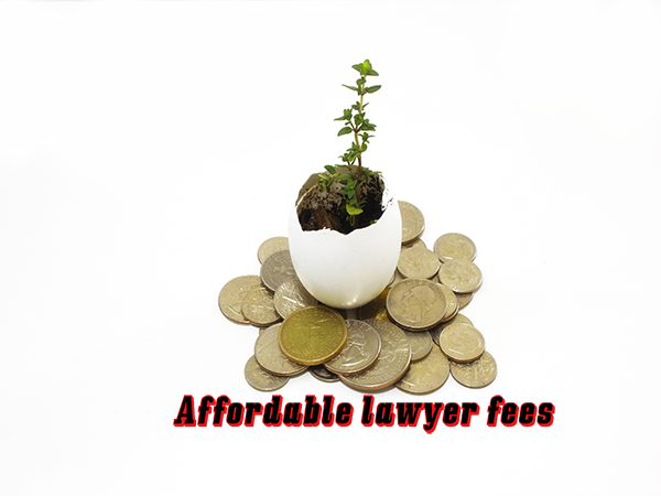 All about affordable lawyer fees
