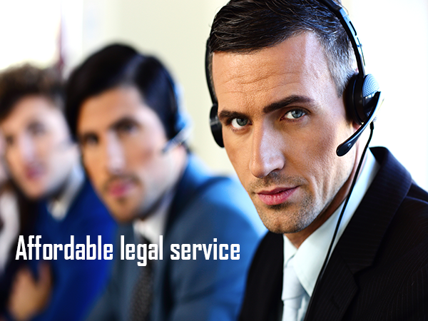 How to get affordable legal services?