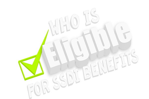 Who is eligible for DI benefits?