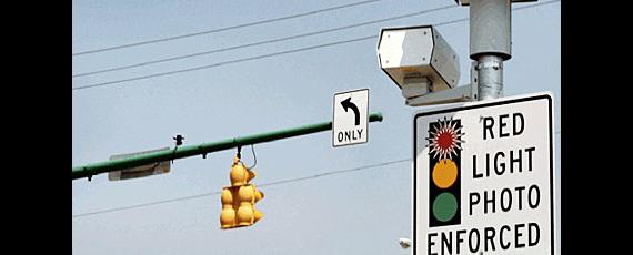 Fighting for Red Light Camera Traffic Ticket