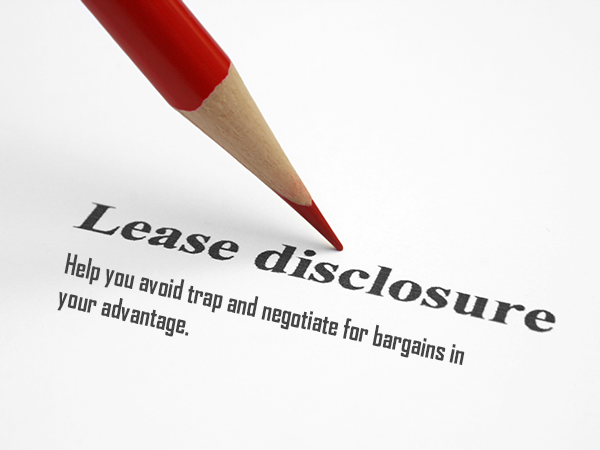 Common Commercial Lease Terms