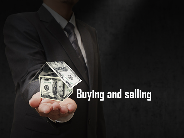 Buying or Selling real estate property