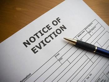 Got notice of eviction even before due date of rent agreement – WHAT TO DO