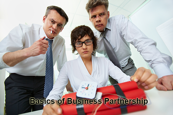 Basics of Business Partnership