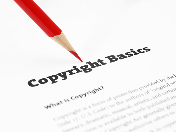 How copyright work