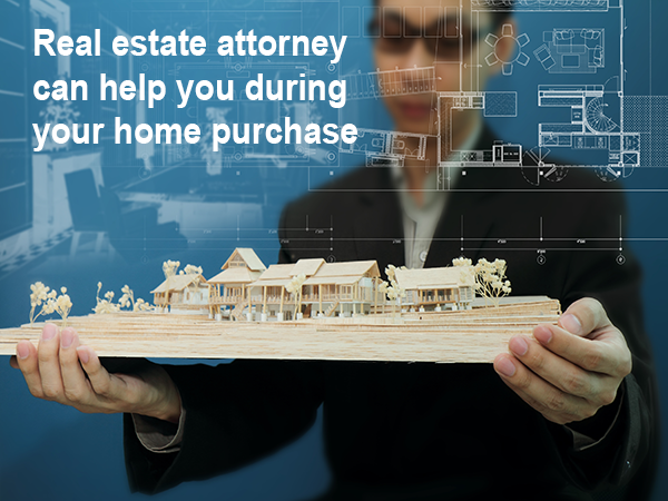 How a real estate attorney can help you during your home purchase