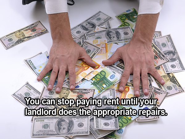 An overview: rent withholding