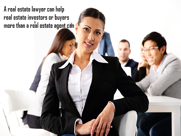 How lawyers can help real estate investors or buyers?