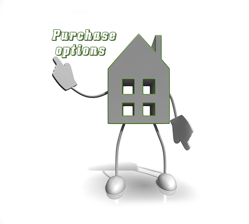 Real estate property purchasing option?