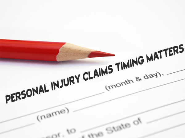 Notification to Responsible Parties about Personal Injury Claims