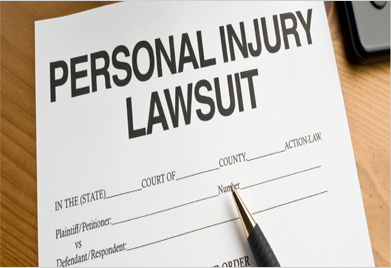 Lawsuit Details for Personal Injury