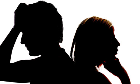 Therapy and Adjustment for Divorced Couples