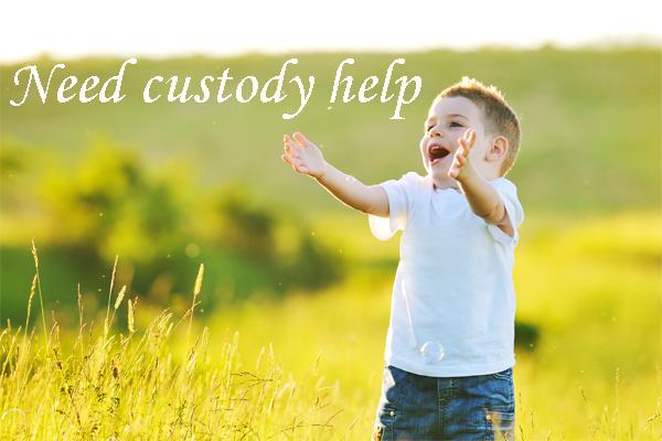 Child Support Help?