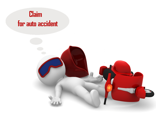 File Claims for Auto Accident